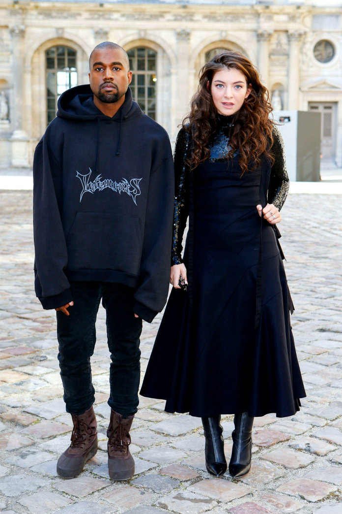 Gaga's New Hair At Balenciaga And Kanye At Dior: It Was Fantastic Friday At Paris Fashion Week