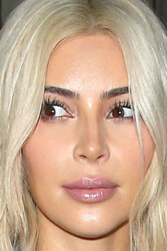 Exclusive: Why Team InStyle Got This Close To Kim Kardashian's Face