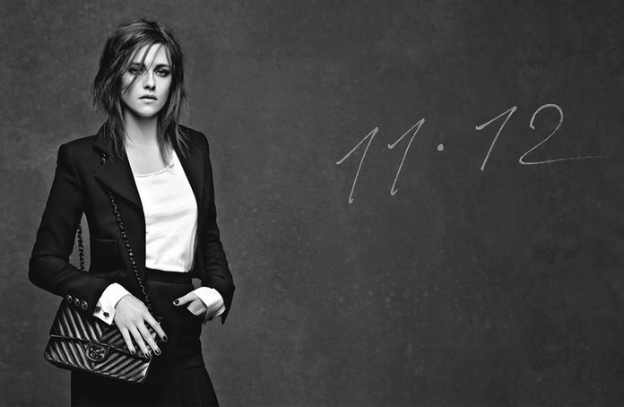 Kristen Stewart Is The Epitome Of Parisian Chic In Chanel's Brand New Campaign