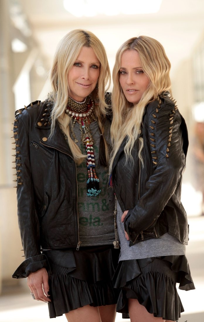 Pam & Gela: The Fashion Label Jessica Alba And Gwen Stefani Are Queuing Up To Wear