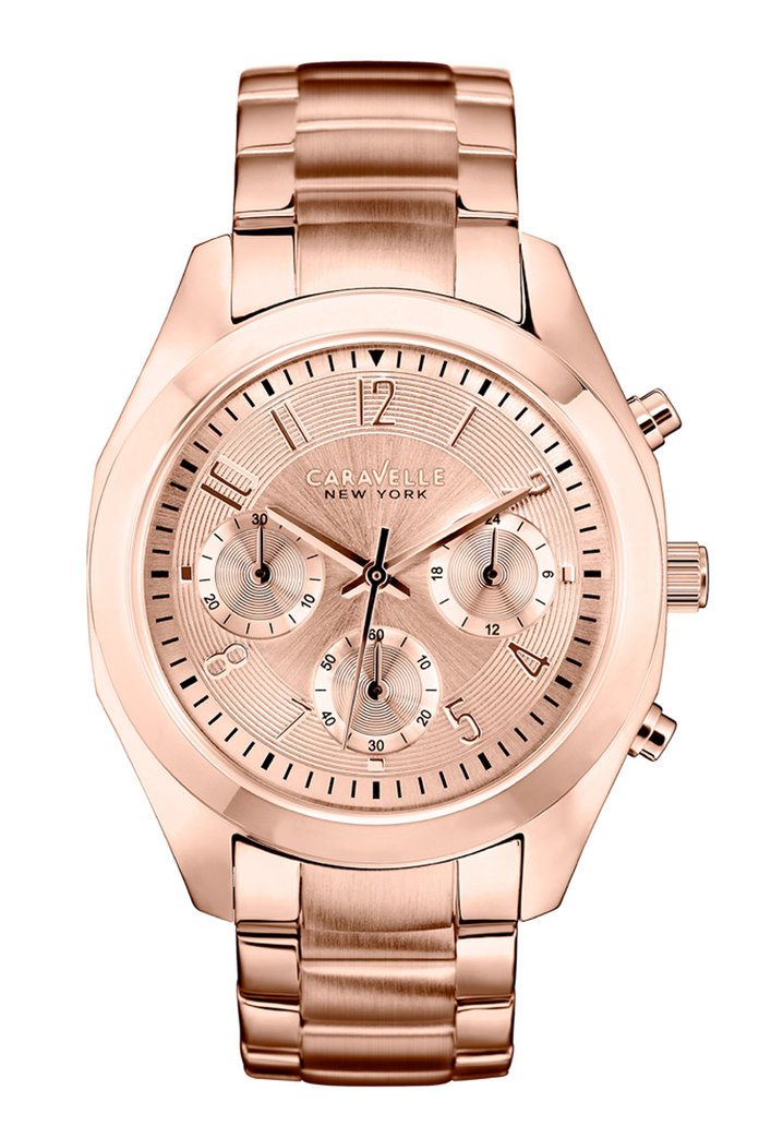 Today With #InStyleVIP You Could Win A Caravelle Watch Worth Over £120 Courtesy Of The Watch Hut