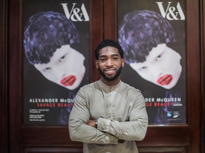 Tinie Tempah On Alexander McQueen And British Fashion