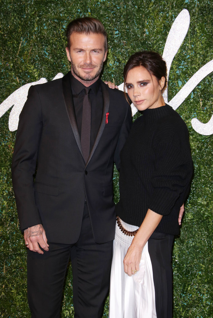 David Beckham Listens To Victoria's Style Advice 99% Of The Time. Here's The 1% He Didn't...