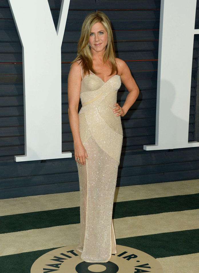 Jennifer Aniston's Secret To Gorgeous Hair WILL Gross You Out...