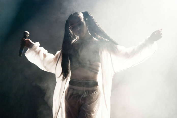 FKA Twigs Has Got A Baby Bump In Her New Music Video... Say What?
