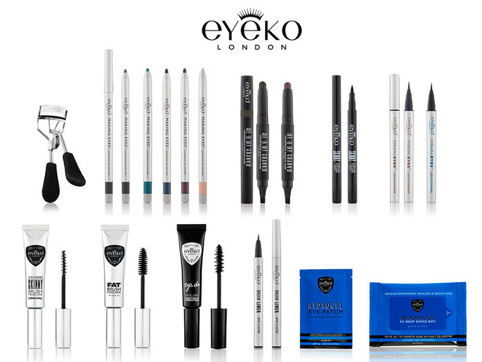 Find Out How You Could Win 1 of 4 Eyeko Hampers Worth Over £225