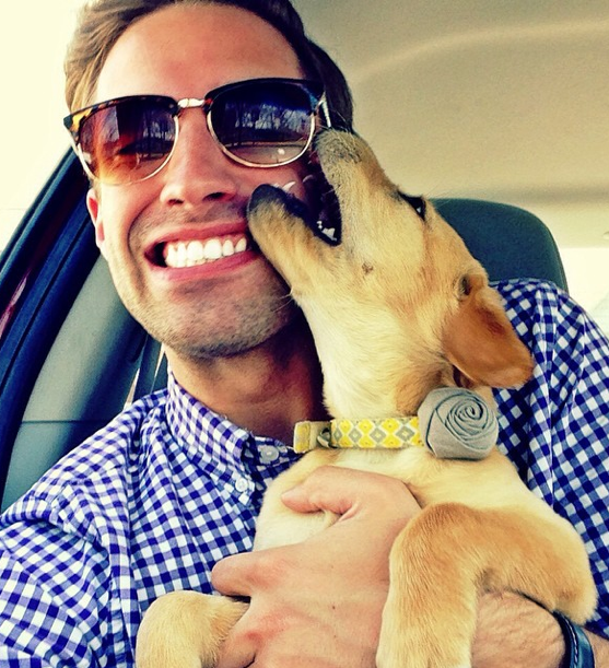 Hot Dudes With Dogs Is The Best Thing To Happen To Us This Week