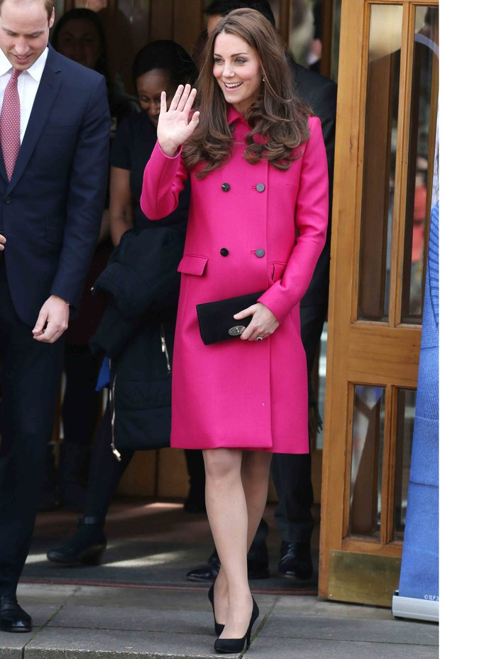 How To Look As Good As Kate Middleton When You're Pregnant