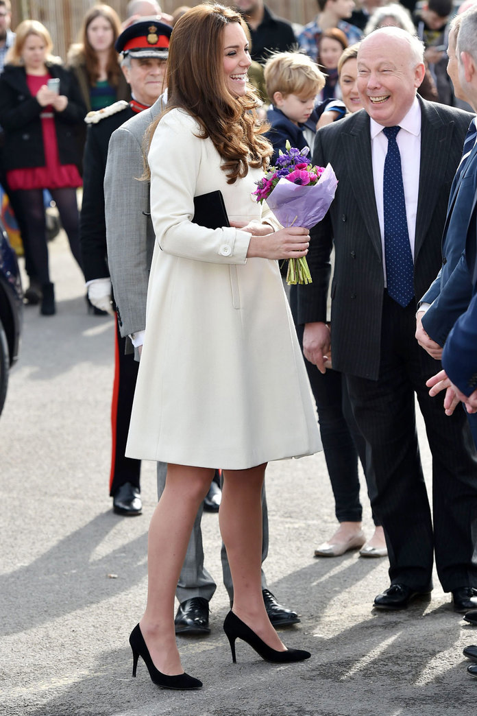 Kate Middleton's Downton Abbey Day Out: Here's What Happened