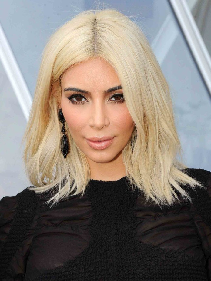 Gone Kim Kardashian Blonde? Then Here's How to Look After Your Hair