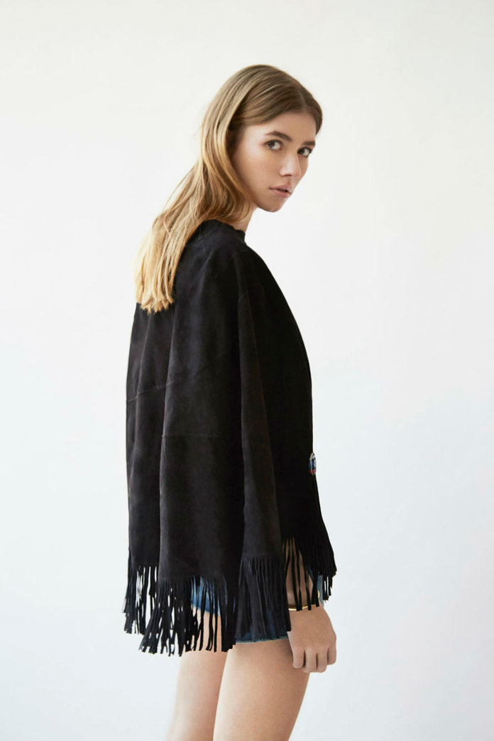 Maje-r News: Get This Festival-Ready Cape Before Anyone Else