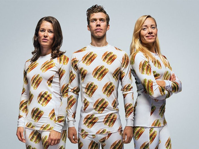 McDonald's Has Launched Its Own Clothing Line. Yes, Really…