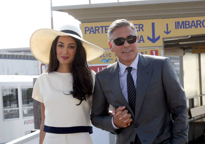 George Clooney's Tribute To Amal Alamuddin Is The Most Adorable Thing...