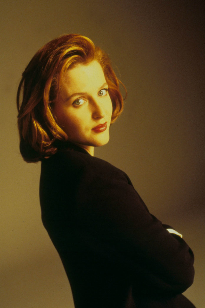 The X-Files Is Coming Back, And Scully Is Still Our Style Icon