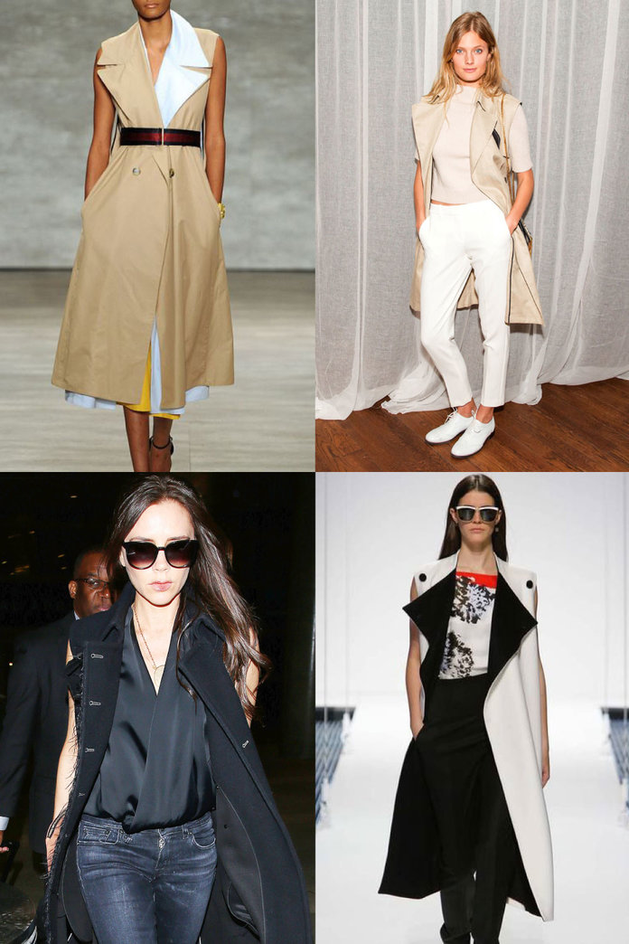 Yes, You Do Need A Sleeveless Coat In Your Wardrobe. And Here's Why...