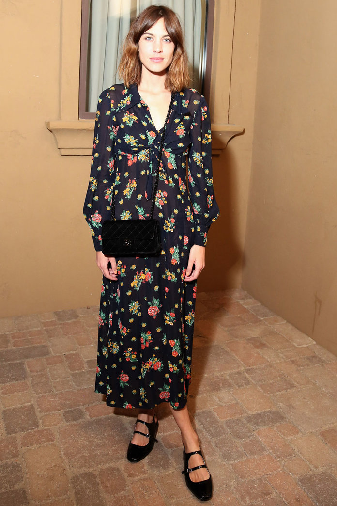 Alexa Chung And Kate Bosworth Love Their Carven Shoes – Here's Where To Find Them On The High Street