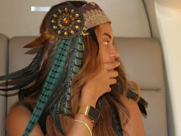 Can Beyoncé Persuade You To Fork Out £12K On An Apple Watch?