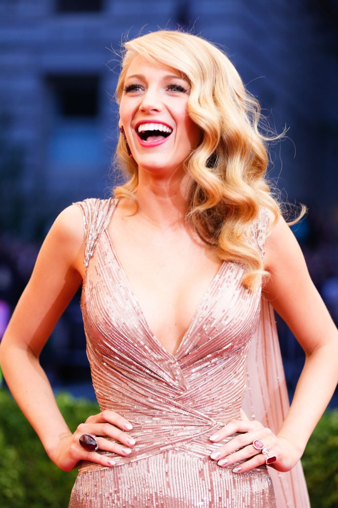 Blake Lively Needs YOU To Help Her Decide What To Wear To Her Next Premiere