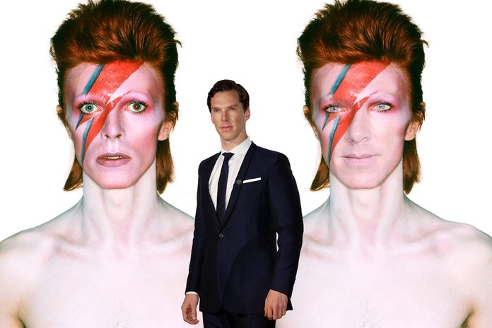 We Imagined What Benedict Cumberbatch Will Look Like As Bowie And It's Amazing