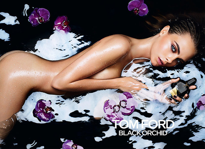 Are YOU Offended By This Cara Delevingne And Tom Ford Ad?
