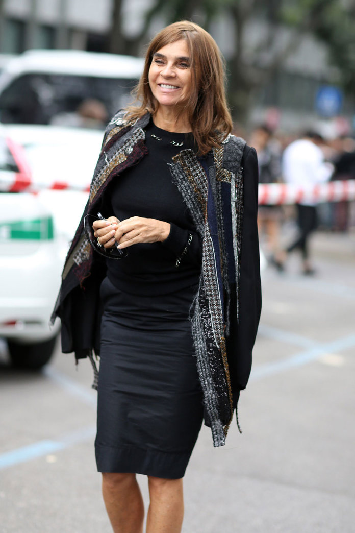 What We Want To See From Carine Roitfeld's Uniqlo Collaboration