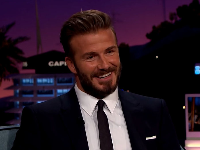 David Beckham Reveals He Hilariously Sat In On Brooklyn's First Ever Date...