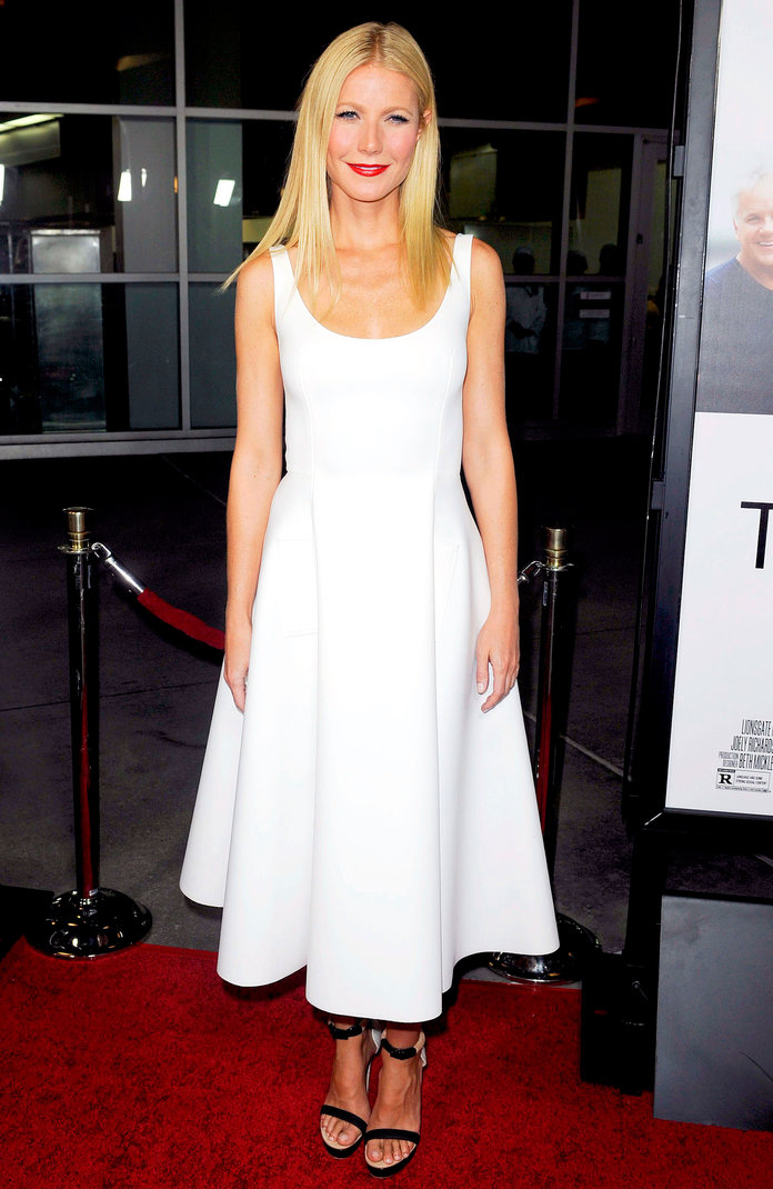 Gwyneth Paltrow's World VS Our World: From Pigging Out To Personal Hygiene