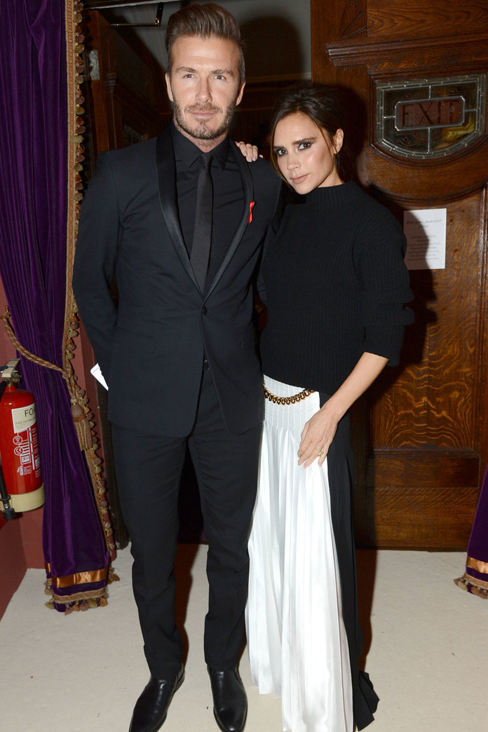 Victoria Beckham Is Voted As Less Stylish Than Her Husband David
