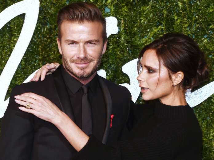 Victoria Beckham Shows Us What She's Packing For David's 40th Birthday