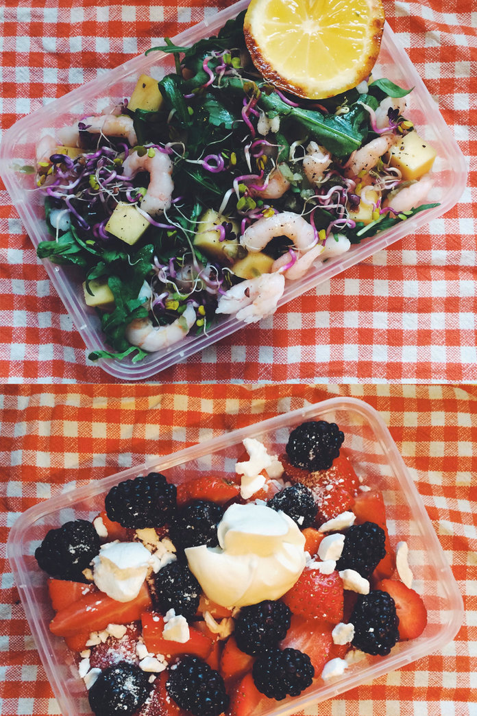 Elly Pear's 100 Calorie Lunch Boxes: For Anyone SERIOUS About Doing The 5:2