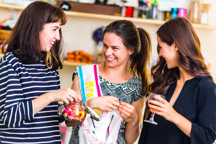 The Chic Girl's Guide To Hen Dos
