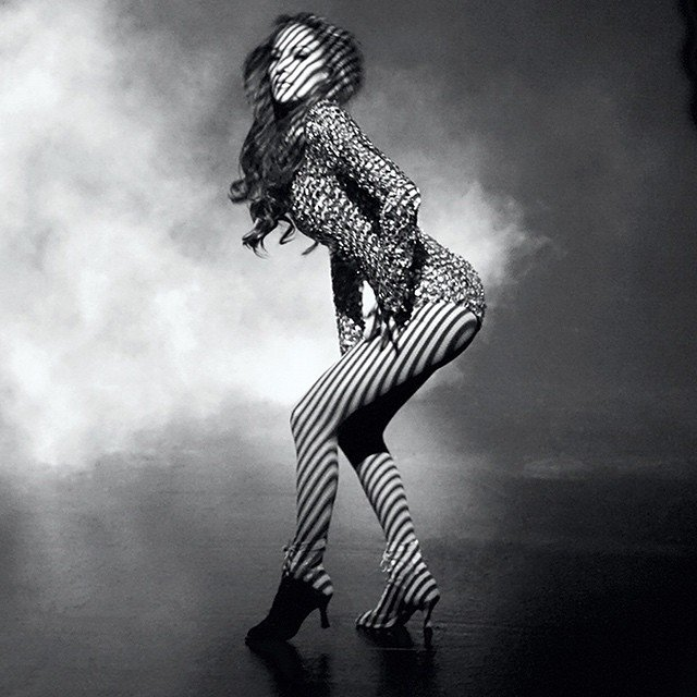 Jennifer Lopez Flaunts Her Killer Figure In *Another* Sexy Flashdance Homage