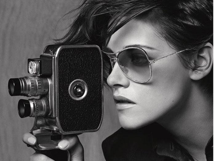 Kristen Stewart Is At Her Androgynous Best In These New Chanel Pictures