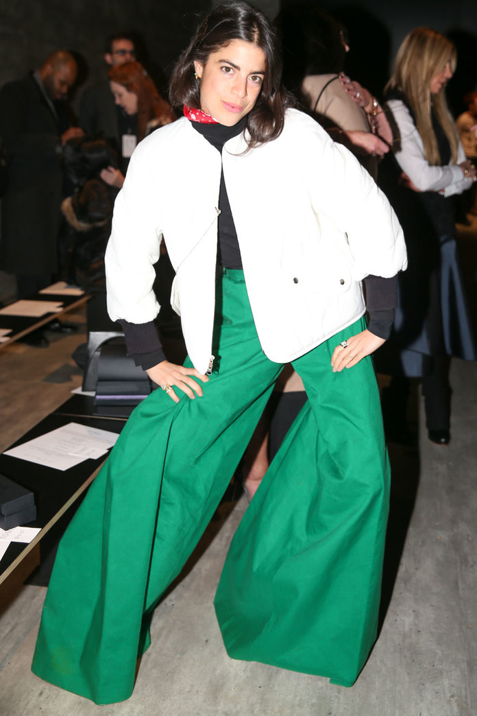 Wide Leg Trousers: How To Wear This Season's Oversized Palazzo Pant...