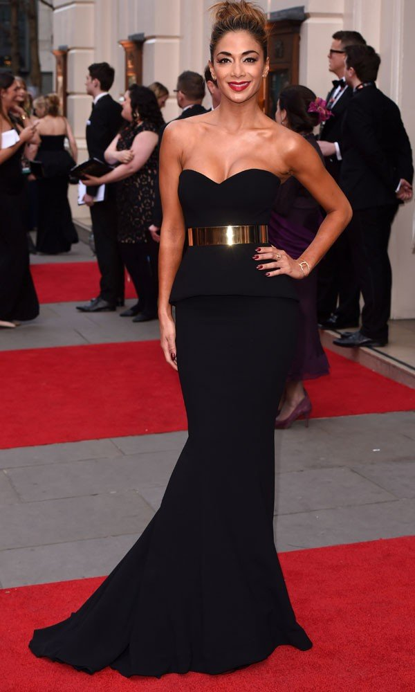 The LBD Makes A Triumphant Return At The Olivier Awards Thanks To Nicole, Pixie & Co.