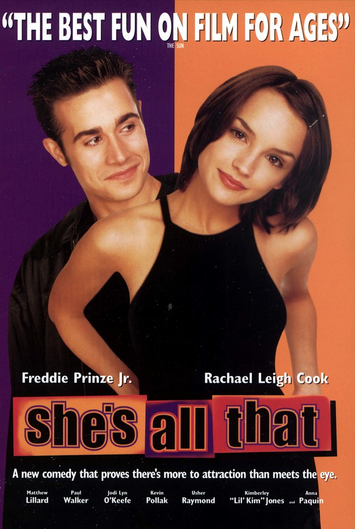 A She's All That Remake Is In The Works, But Who Will Play Zach And Laney?