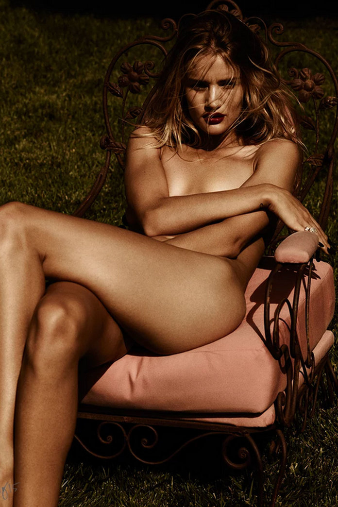Rosie Huntington-Whiteley Bares All In Her Latest Photoshoot – And Looks Incredible