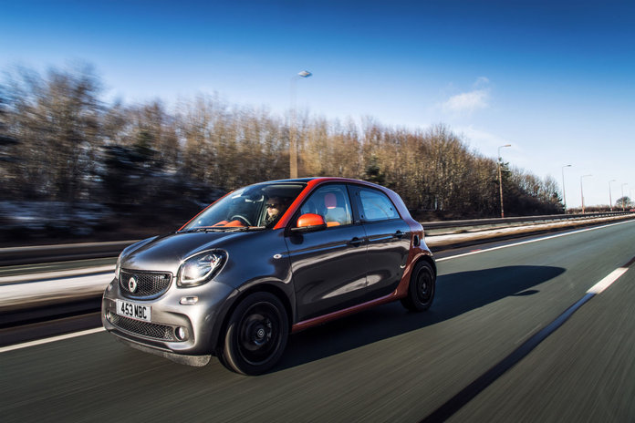 My Top Gear Moment: Why I'm Loving The New Smart Forfour