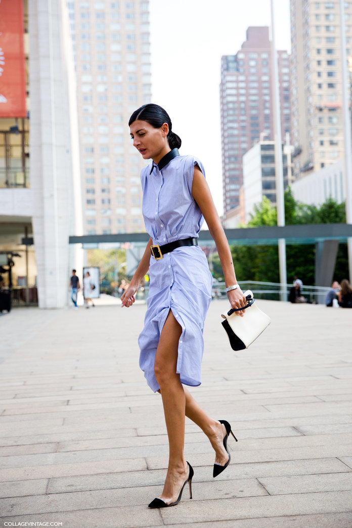 The Shirt Dress: How To Wear A Spring Staple