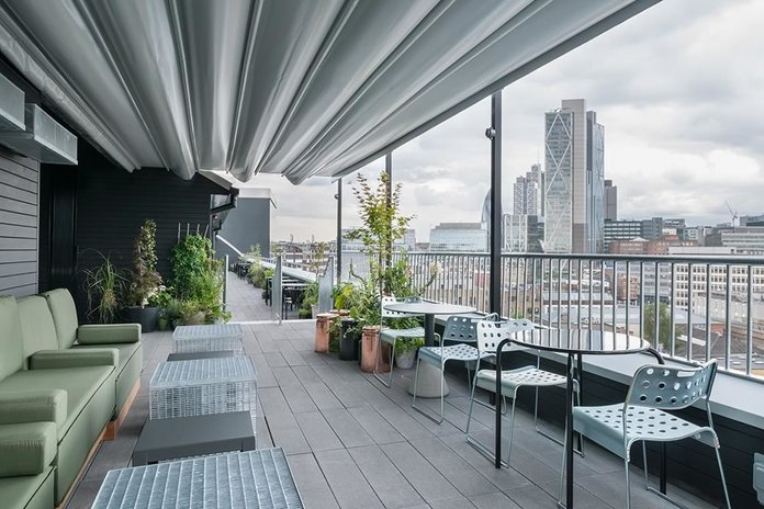 The Best Rooftop Bars In The UK