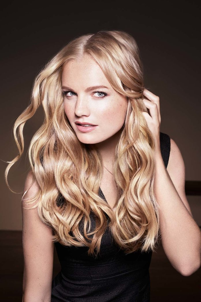 How To Get Beautiful Boho Waves