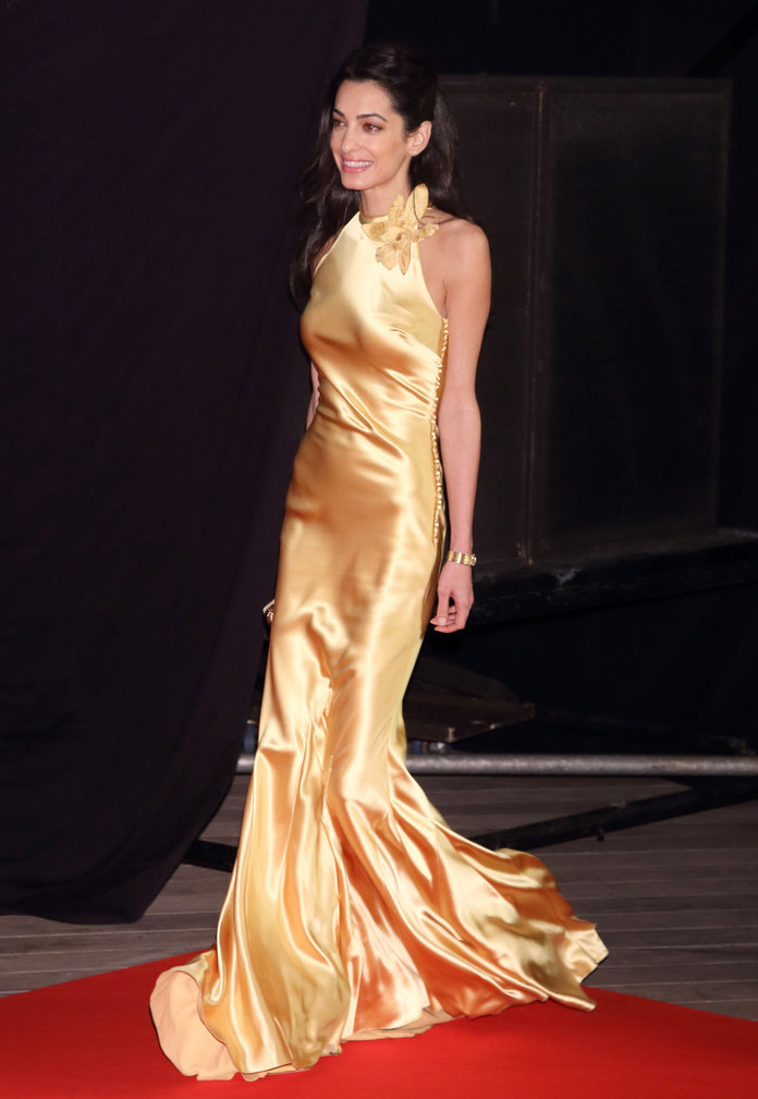 Is This Amal Clooney's Hottest Red Carpet Look Yet?