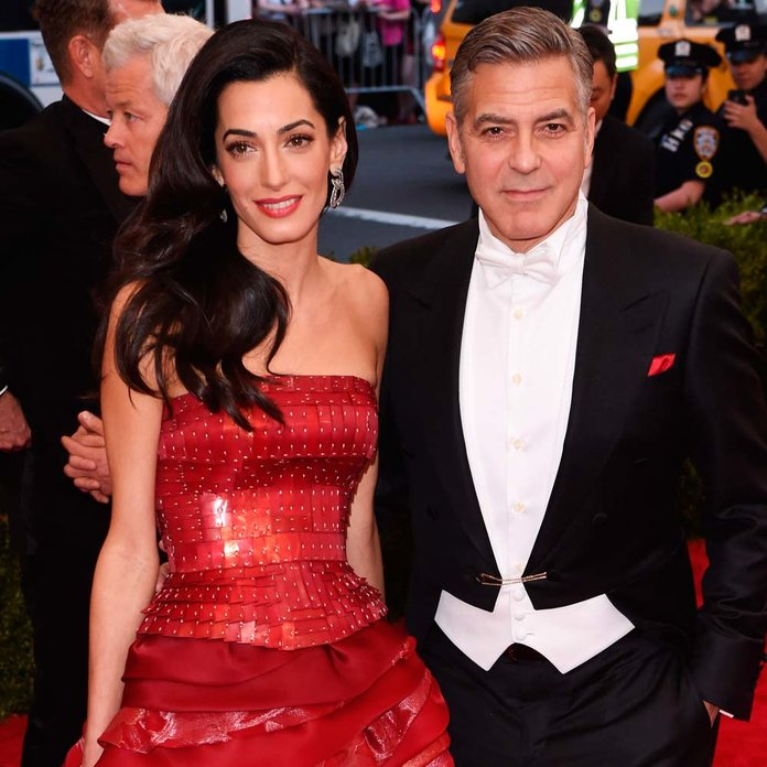 George Clooney Reveals His Marriage Proposal To Amal Didn't Quite Go To Plan...