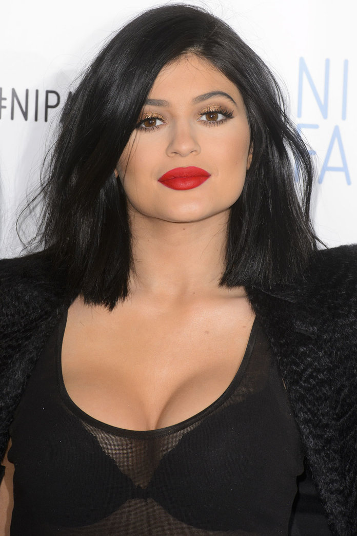 Kylie Jenner Has An Admission To Make About Her Lips