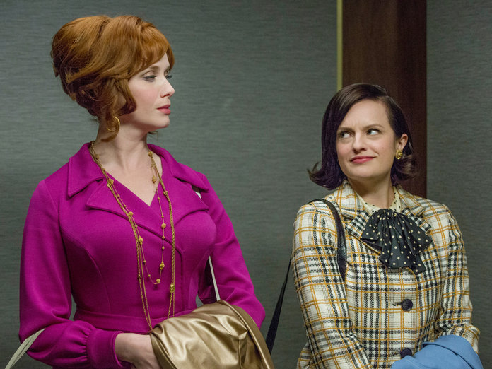 Mad Men: The Beauty Looks We're Going To Miss The Most