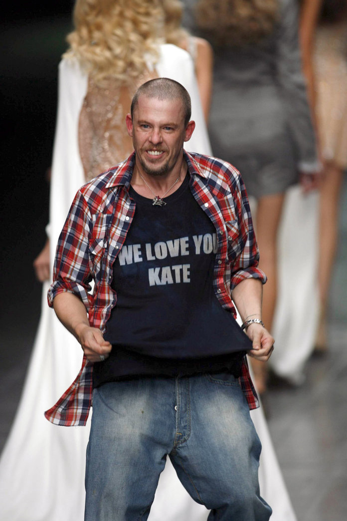 Could Alexander McQueen Star On The Next £20 Note?