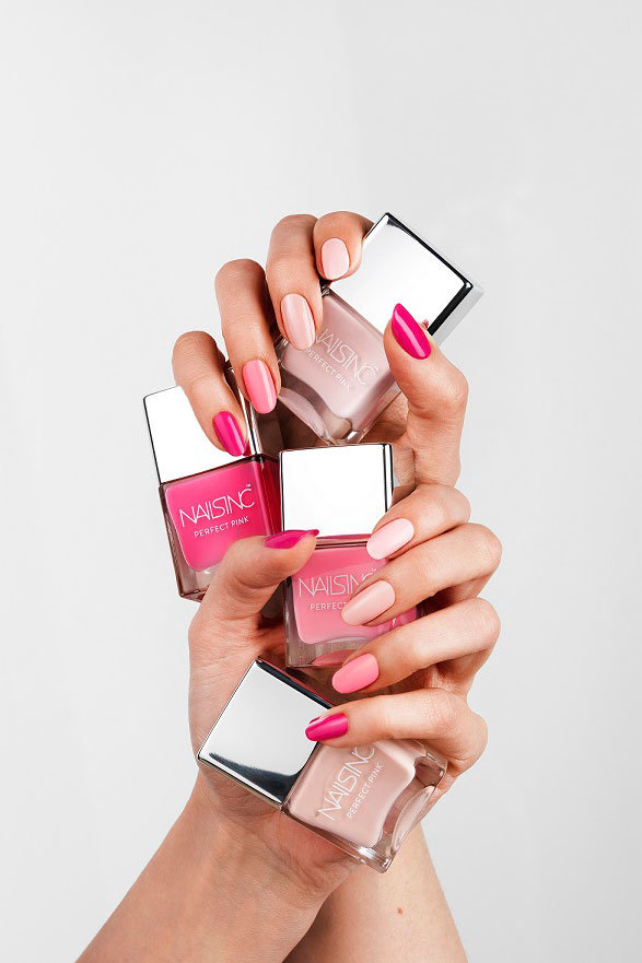 Win A Limited-Edition Collection Of Nails Inc Polishes Worth £100 With #InStyleVIP