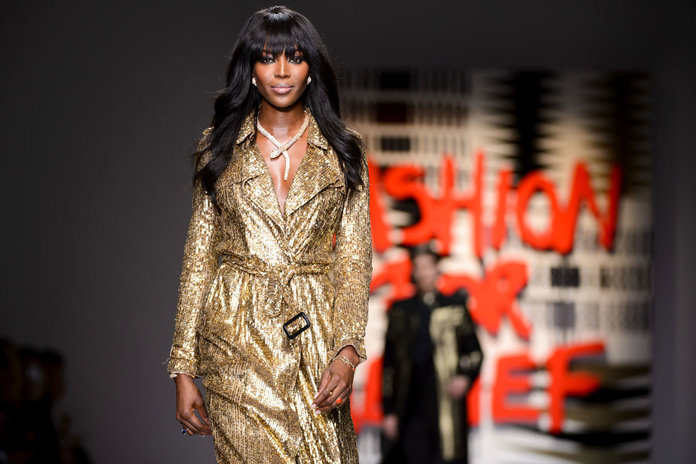 Naomi Campbell Charged Guests To Go To Her Birthday Party - Here's Six Things That Would Make It Worth The Cash