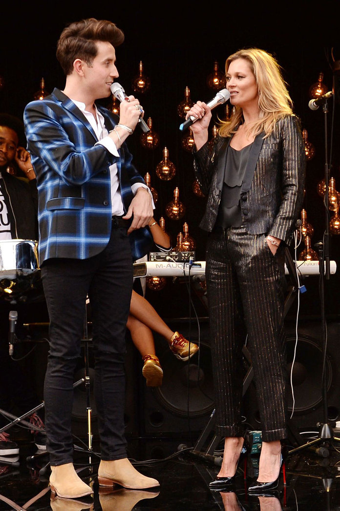 Kate Moss On X Factor? This Really Needs To Happen...