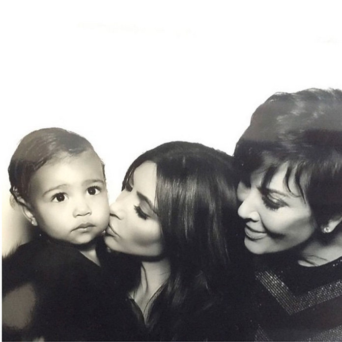 This Is How The Kardashians Do Mother's Day